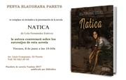 Natica en la Penya Blaugrana de Parets del Vallés (Barcelona)