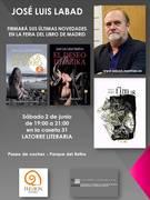 Firma de José Luis Labad en Madrid