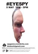 #EYESPY - secret agent - pervasive game