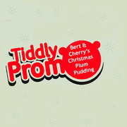 Tiddly Prom: Bert and Cherry's Christmas Plum Pudding