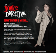 Contact Manchester's The Novice Detective