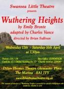 Swansea Little Theatre presents Wuthering Heights
