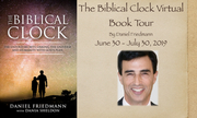 The Biblical Clock Virtual Book Tour Event: Learn the Answers to the Universe's Biggest Questions! Starting June 30th