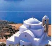 Sur les chemins de la Grèce, entre Corfou et Mer Egée.