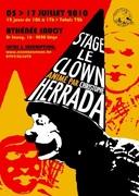 Stage « Clown et Masque Neutre » Animé par Christophe Herrada