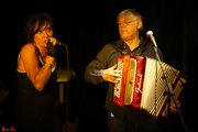 Brigitte Halle, alais Jesebel chante Piaf et Barbara le 9 octobre à Mariembourg