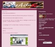 Un nouveau blog pour ACTU-tv.