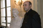 """Guillaume de Louvencourt dans la presse française, """"France-Dimanche"""", """"Le Pélerin""""..."""