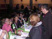 Chloe des Lys sera au salon du livre de Tournai la Page les 13 et 14 novembre