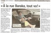 Carine Laure Desguin dans la presse ce mercredi 3 novembre