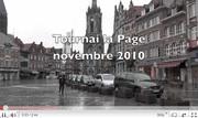 la vidéo du stand de Chloe des Lys à la foire du livre de Tournai la Page le 14 nov 2010