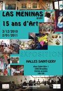 Atelier Las Meninas, 15 ans d'art