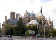 Concours artistique à REIMS pour le 8ème centenaire e la cathédrale