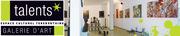"""Exposition à la Galerie """"Talents"""""""