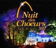 Nuit des Choeurs 2012