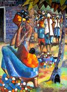 Exposition Rhode Bath-Schéba Makoumbou