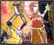 """Exposition de peinture """"Dialogues"""""""