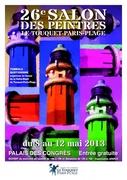 26 ième Salon des Peintres, Le Touquet-Paris-Plage