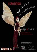 """Exposition """"Marionnettes de Films d'Animation"""""""