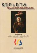 """""""Reflets Wallonie-Bruxelles #38"""" vient de paraître"""
