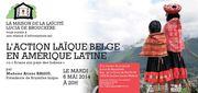 """L'action laïque belge en Amérique latine ou """"Ariane au pays des Indiens"""""""