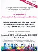 """Exposition """"Vie et Couleurs"""""""