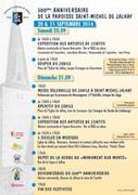 500ème anniversaire de la Paroisse St Michel à Jalhay