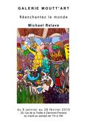 Michael Relave à la galerie Moutt'Art