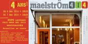 Quatrième anniversaire de la boutique maelstrÖm 414