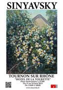Exposition SINYAVSKY à Tournon sur Rhône (07300 France