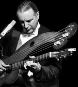 Une soirée avec la harpe-guitare d'Andy Wahlberg