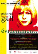 Evidemment! un cabaret France Gall