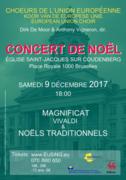 Concert : VIVALDI Magnificat ; Noëls traditionnels