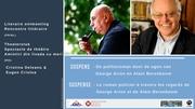 SUSPENSE : Le roman policier à travers les regards de George Arion et de Alain Berenboom