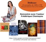 Dédicace au Salon du livre de Viols Le Fort (France-Hérault)