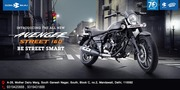 Bajaj Showroom in Ganesh Nagar - Global Bajaj