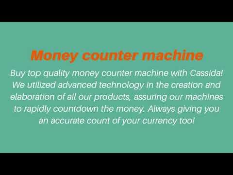 Money counter machine 720p