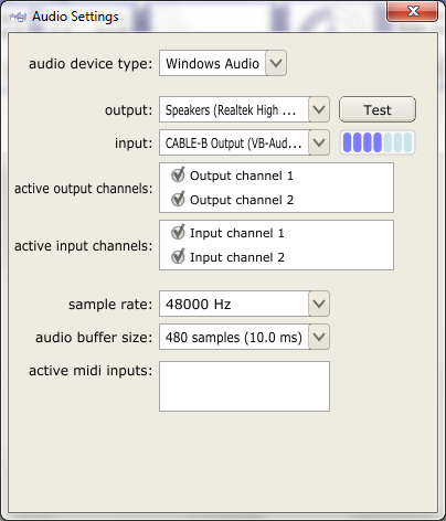 A HIGH PERFORMANCE CW LISTENING STATION using free software
