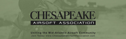 Chesapeake Airsoft Association Banners