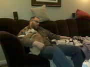 Twinkie illy and Daddy