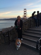 At the Golden Gate
