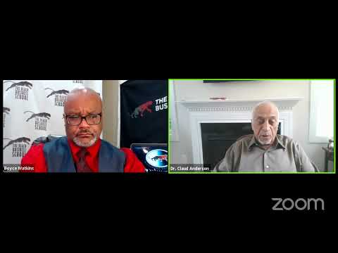 Reparations hearings were a sham, says Dr. Claud Anderson