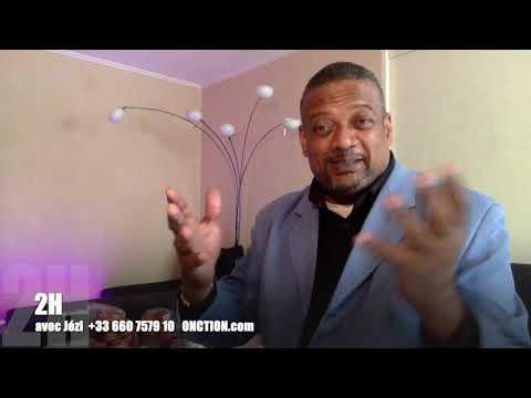 jamais trop tard -- Bishop Elie Lisiki