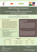 INDO-US Bilateral Symposium On Next Generation Biologically Synthesized Nanofertilizers for Seed Coating and Foliar Application