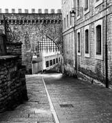 Puerta de la muralla Medieval de Vitoria. Siglo XI