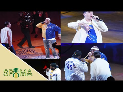 E-40, Mistah F.A.B., Too Short & G-Eazy 2019 NBA Finals Halftime  | Raptors vs Warriors Game 6