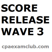 Wave 3 Score Release - Test Day 46 to Close of Window