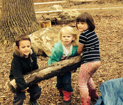 Friend Friday at Tall Trees Nature Playscape