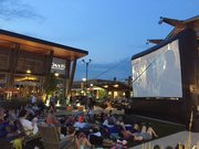 Outdoor Movie Nights