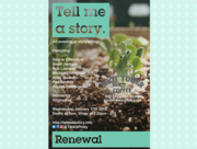 Tell Me A Story: Renewal
